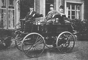 Thomas_Parker_Electric_car
